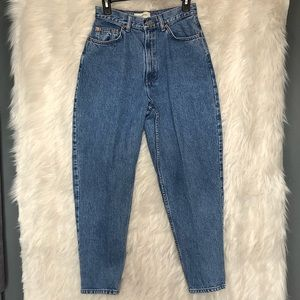 Vintage GAP Reverse Fit High Waisted Mom Jeans